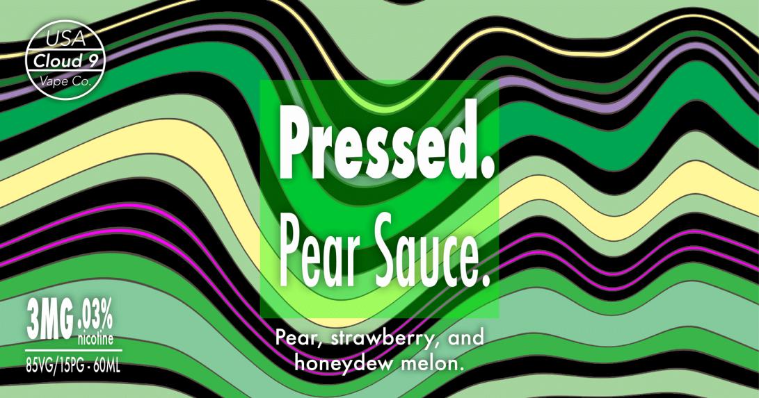 Pressed - Pear Sauce